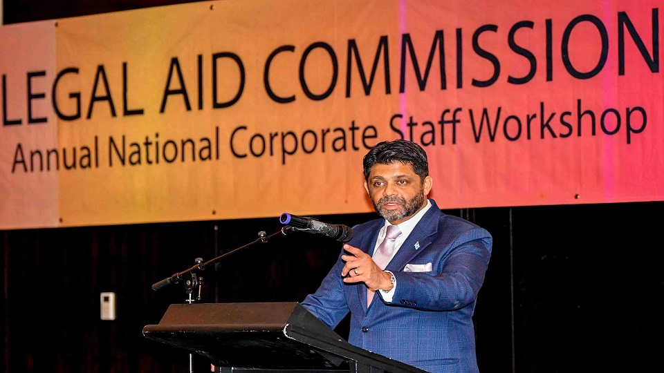 Legal Aid Officers Reminded On Importance Of Communication