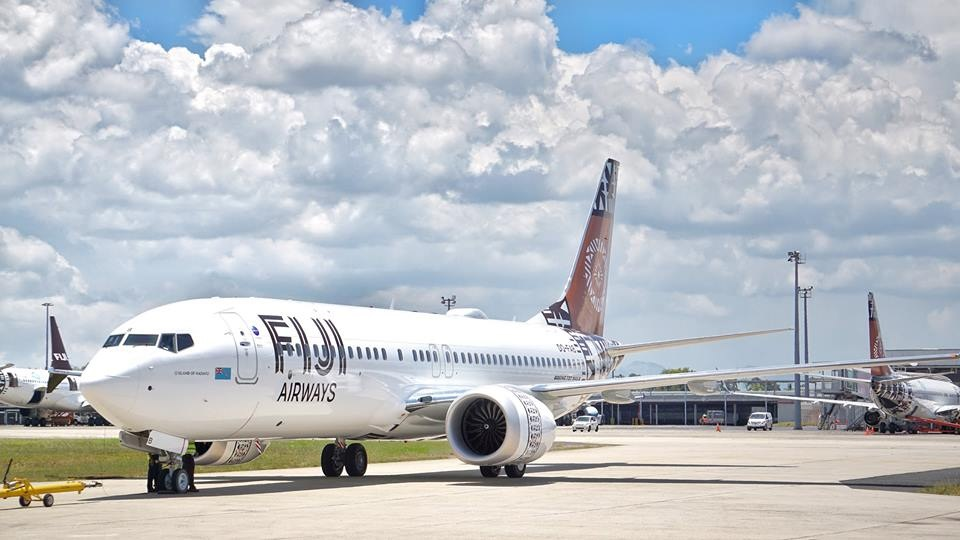 Fiji Airways suspends jet flights to and from Suva – FBC News