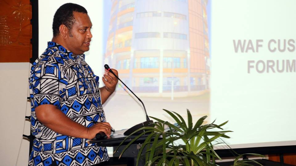 WAF holds customer forum in the western division – FBC News