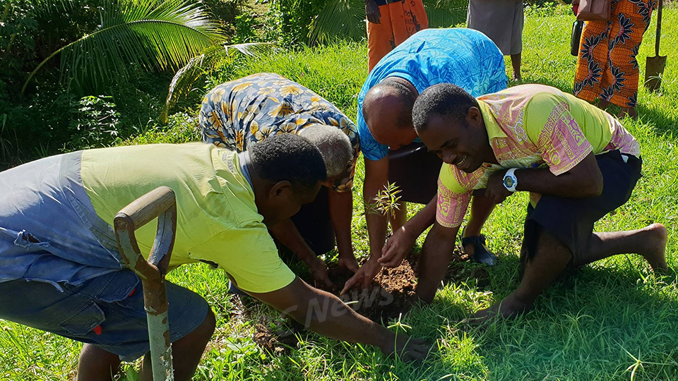Minister encourages villagers in Tailevu to invest in