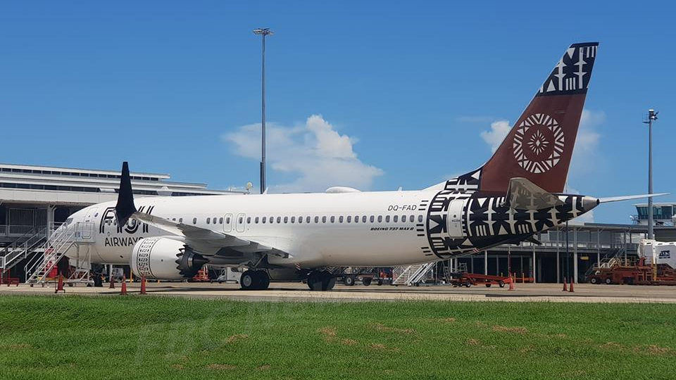 Fiji Airways and CAAF grounds Boeing 737 MAX 8 aircraft – FBC News