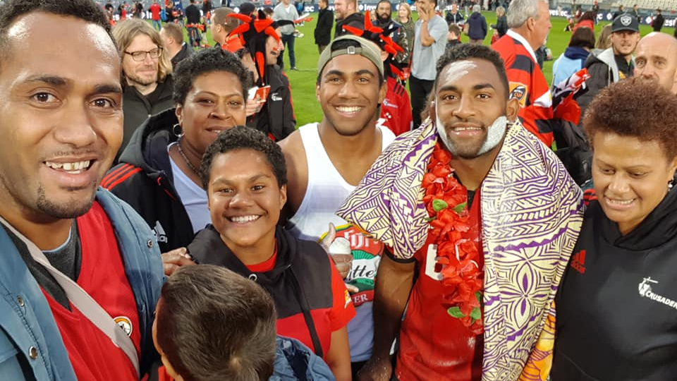 Reece And Gus Will Add Fijian Flair To Their Respective