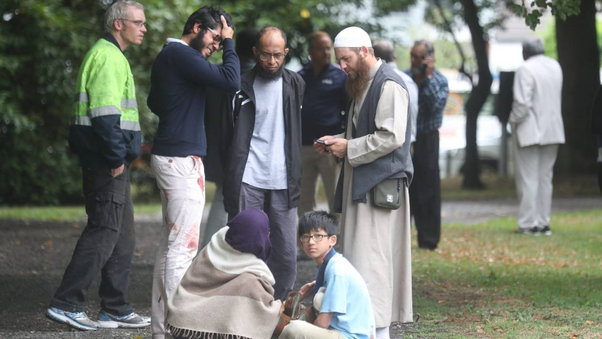 Penembakan New Zealand Pinterest: Christchurch Terror Attack Death Toll Rises To 50