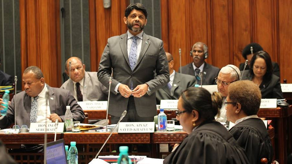 Fiji Is ICAO Compliant: AG