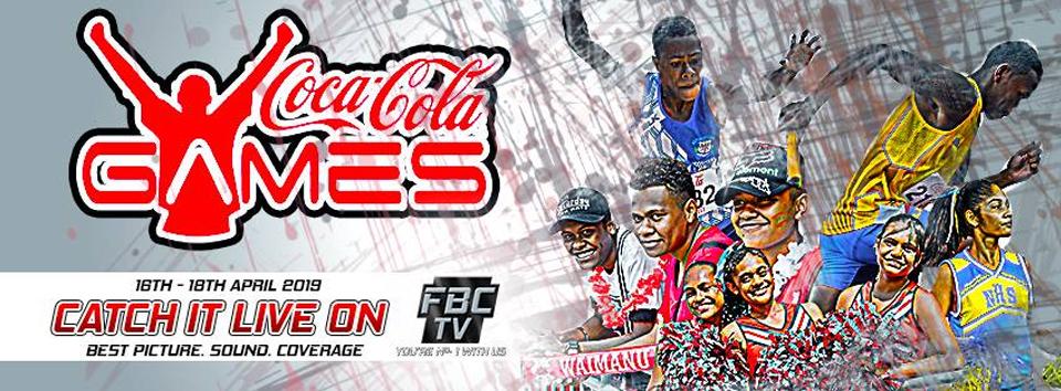 Coca-Cola Games 2019