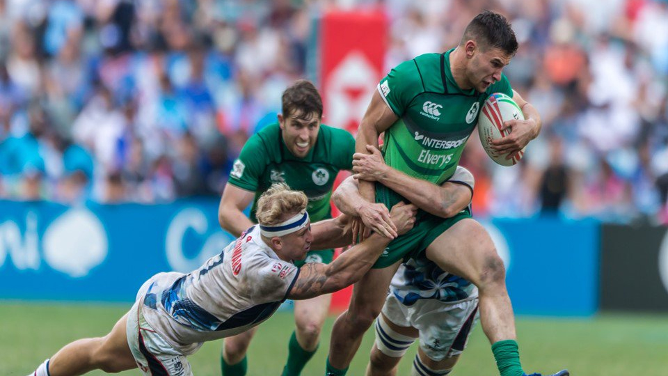 Ireland Qualifies As A Core Team On World Rugby 7s Series