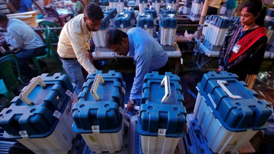India Election 2019: Voting Begins In World's Largest