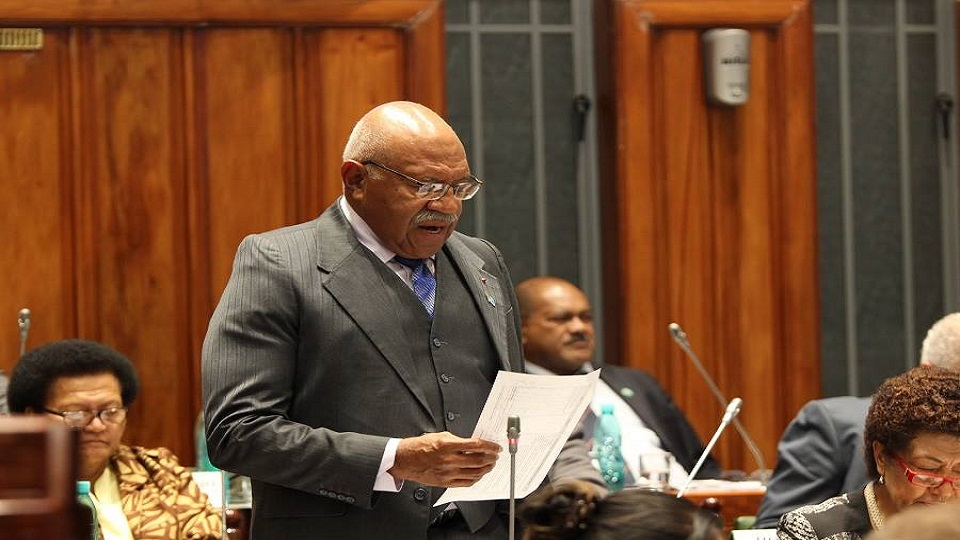Rabuka Has No Evidence Of Corruption Against The