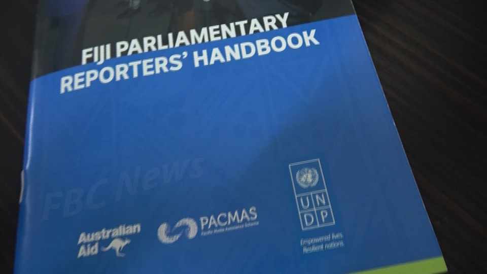 Parliamentary Reporters' Handbook Launched For Journalists