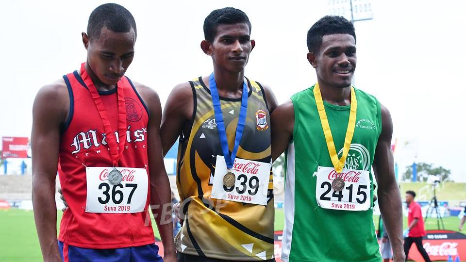 Athletics Fiji Eyes Yeshnil Karan For Professional