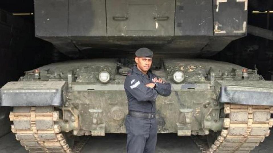 Fijian Soldier Awarded Queens Gallantry Medal