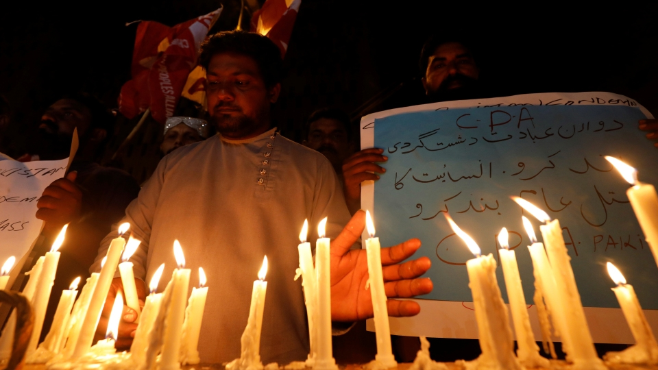 Church Bombings Labelled As 'Black Sunday' For Sri Lankan