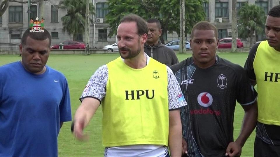 Prince Magnus Praises Fiji 7s After Winning Hong Kong