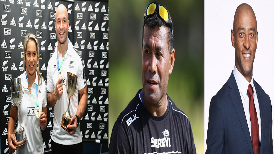 Four Ambassadors To Promote Rugby Sevens
