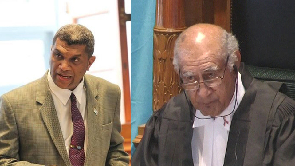 Radrodro's Petition Out Of Order: Speaker