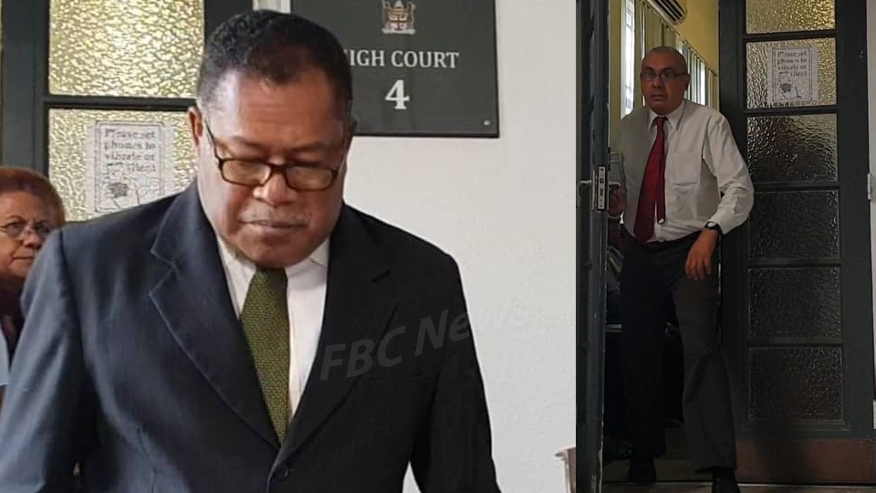 Vakaloloma And Padarath Appear In Court For Appeals Matter