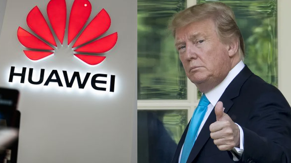 Trump Says Huawei Could Be Part Of Trade Deal