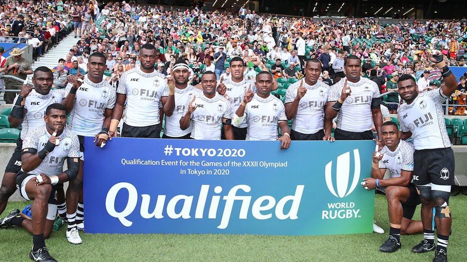 Fiji To Face Ireland In Cup Quarterfinal
