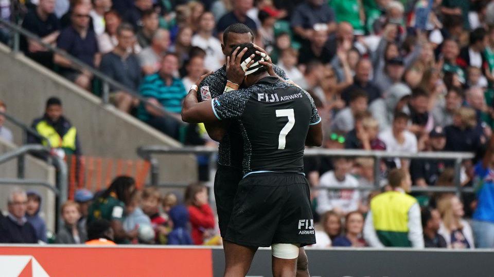 Fiji Beats USA, Will Meet Australia In Cup Final