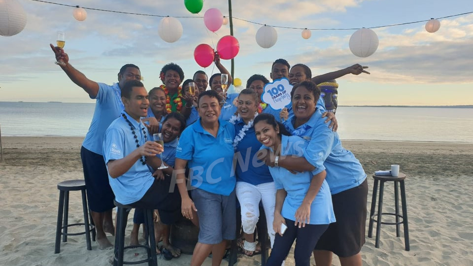 Hilton Resort Fiji First To Welcome 100th Year Anniversary