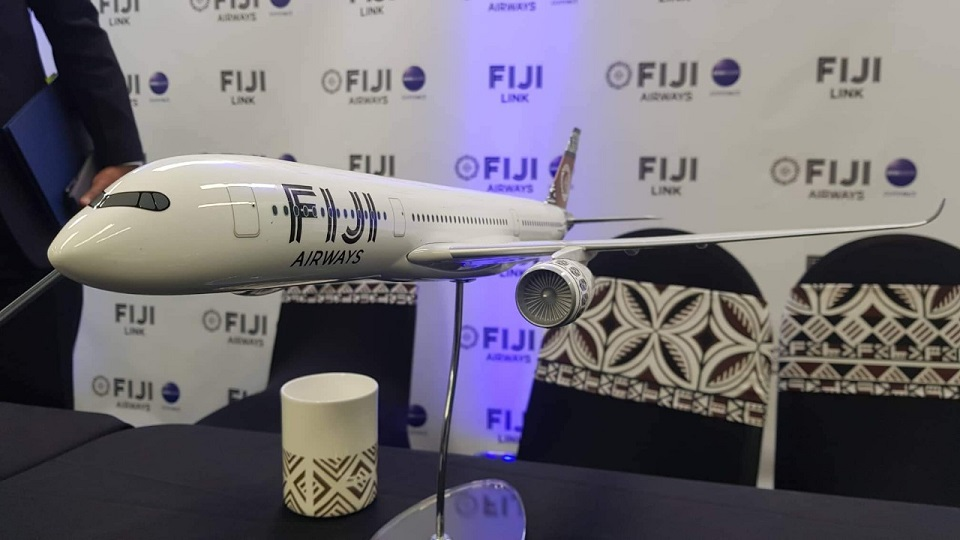 Fiji Airways Purchases Two New Aircraft