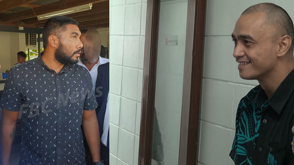 Prosecution To Consolidate Fredrick Epeli And Justin Ho's