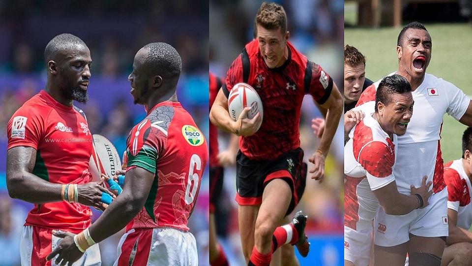 Wales, Japan, And Kenya Hopes To Avoid Relegation