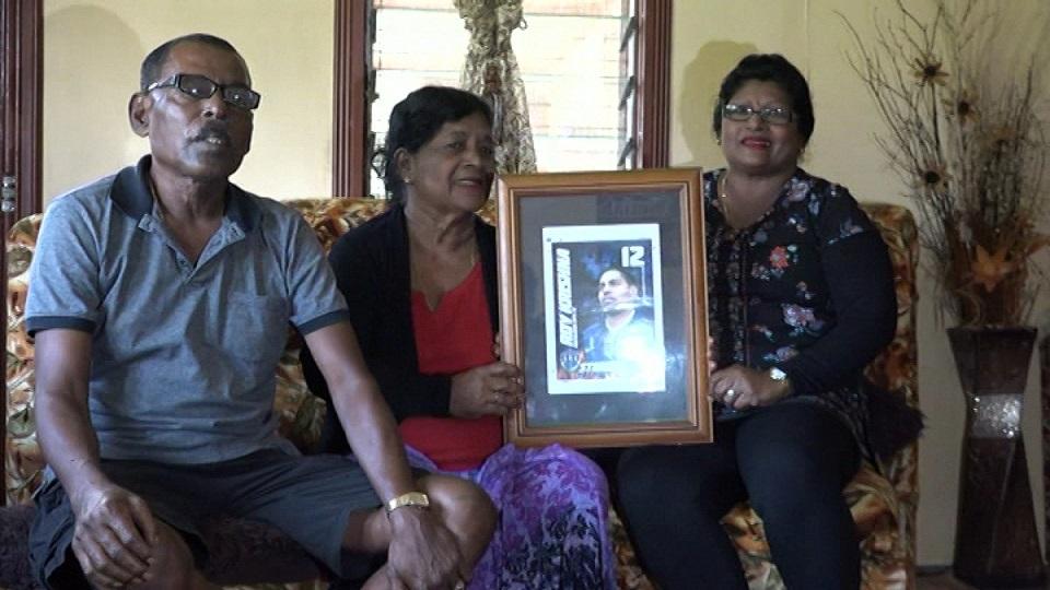 Krishna's Parents Proud Of Their Son's Achievement