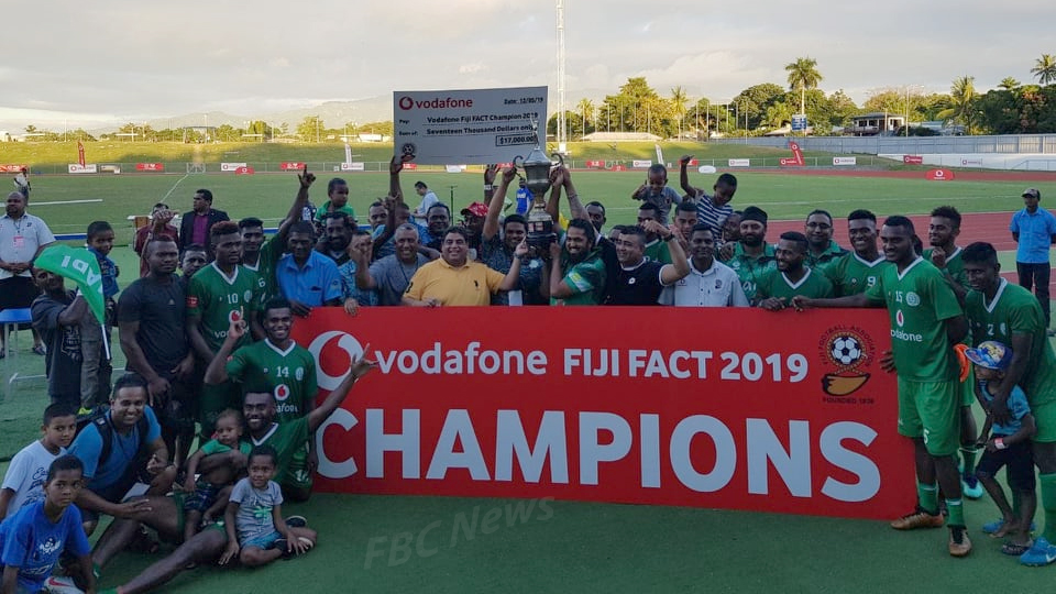 Nadi Crowned Fiji FACT Champion