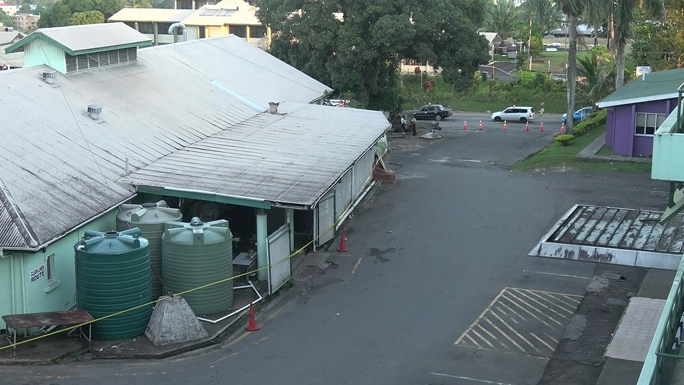 CWM Hospital Fire: Contingency Plans In Place