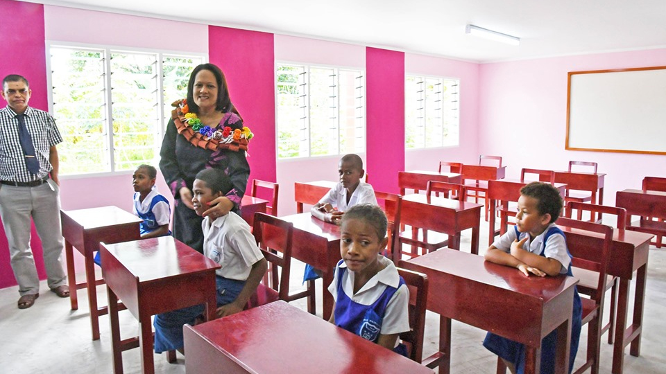 Better Learning Facilities For Students Of Viria District