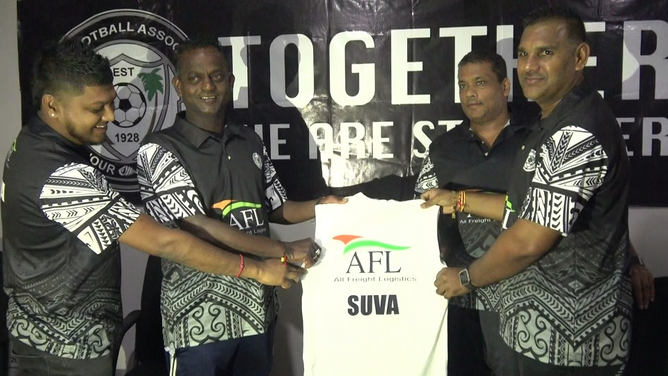 Kamal Swamy Appointed As Suva Football Coach