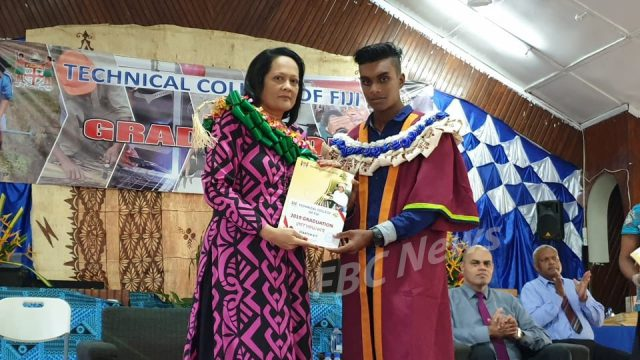 Over 200 Technical College Students Graduate
