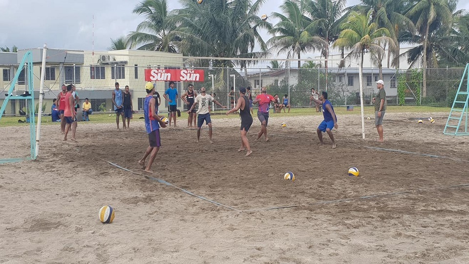 Beach Volleyball Miss Out On Pacific Games