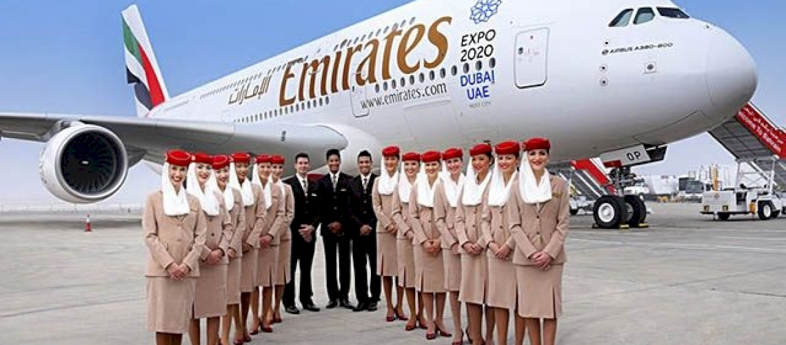 Top Emirates Airline Executive Resigns After Dip In