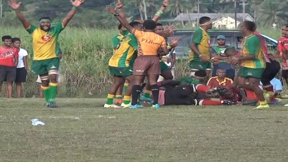Two Wins In A Week On The Road For Ovalau