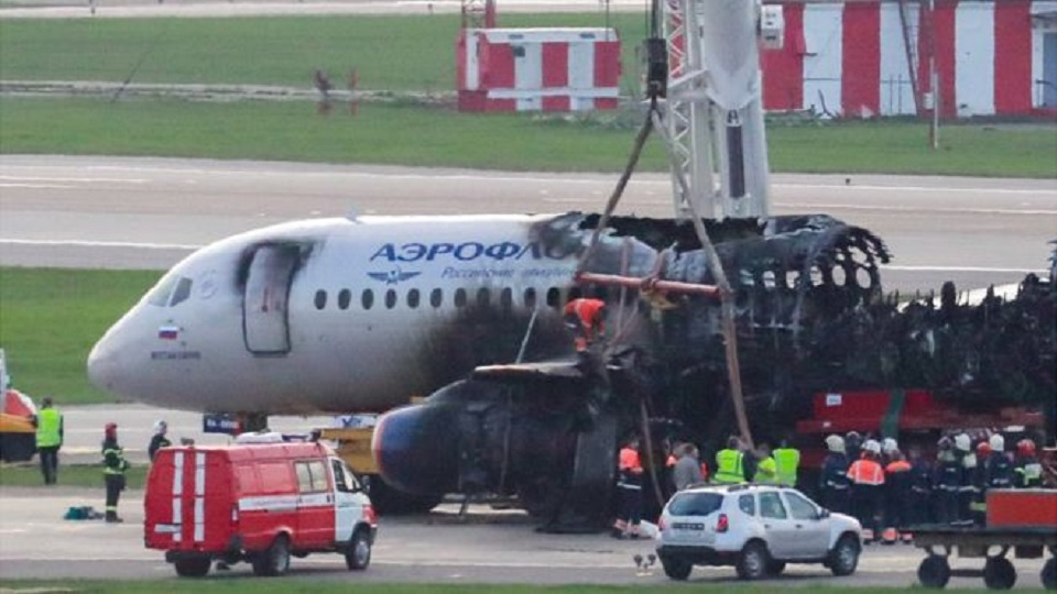 Aeroflot Plane Crash: Pilot Error Theory Probed