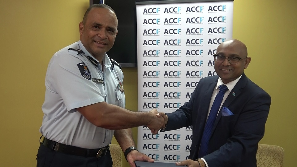 Police And ACCF Formalize Cooperation Through MOU