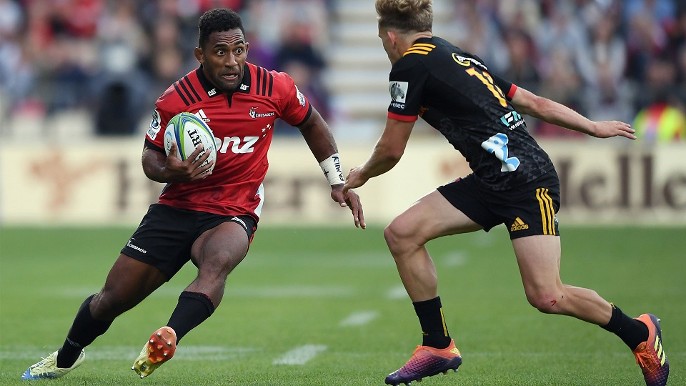 "Sevu Reece ""would Love To Play For Fiji"""