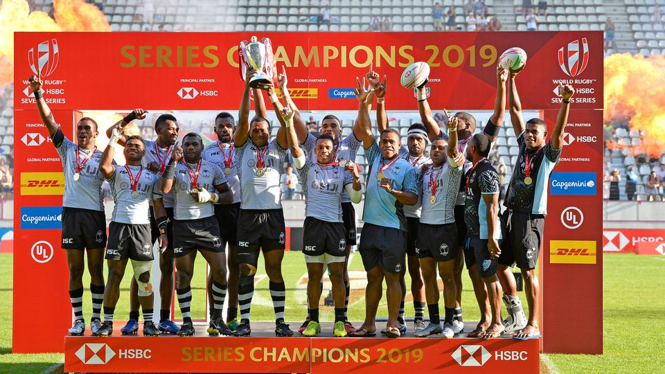 Double Celebration For Fiji 7s