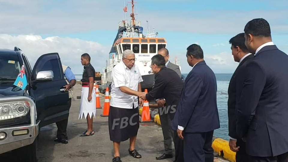 Fijians Need To Be Protected From Lawbreakers: PM