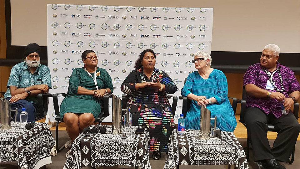 Enhancing Collaboration: Pacific Skills Summit