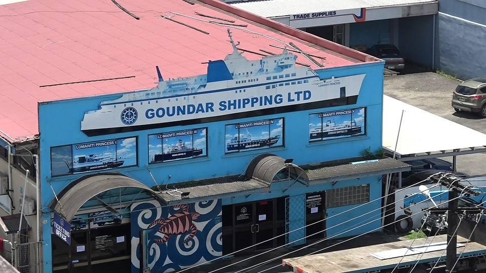 Goundar Shipping Limited Claims $1m Loss From Suspended