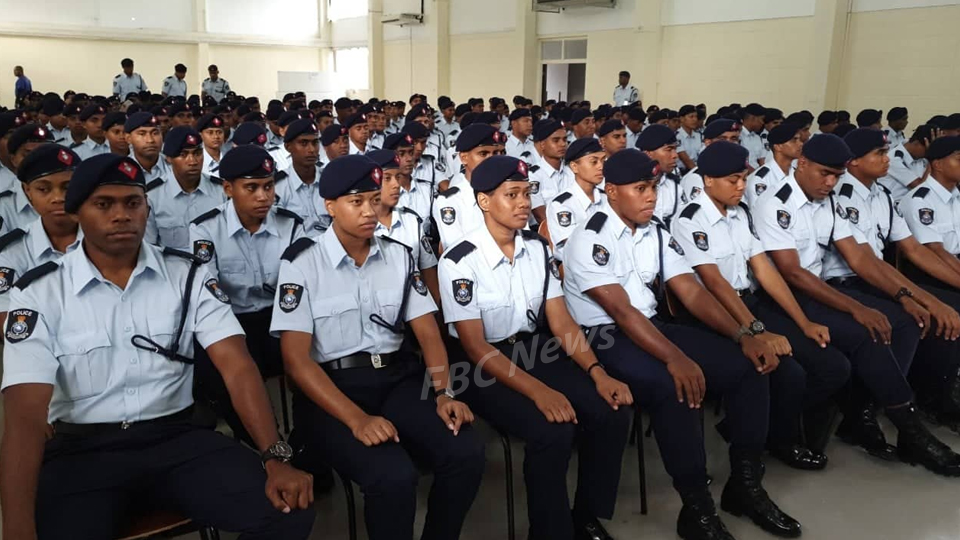 Fiji Police To Recruit More Officers