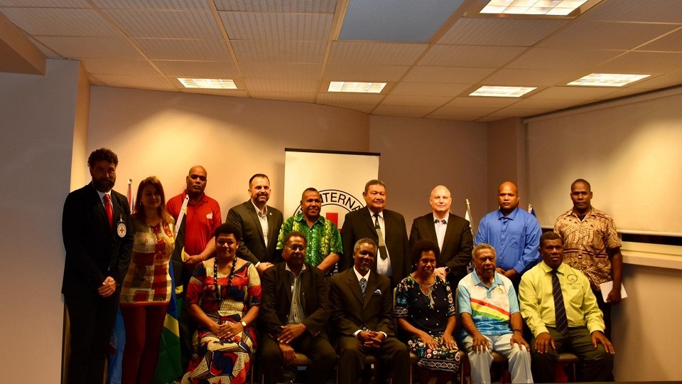 Fiji Represented At ICRC Inaugural Corrections Roundtable