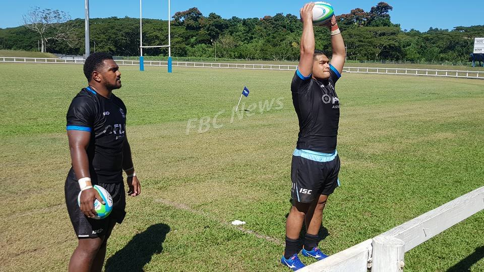 Matavesi Says He Will Be Fit To Play