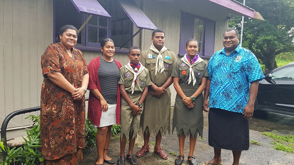 Duo Nominated For World Scout Jamboree