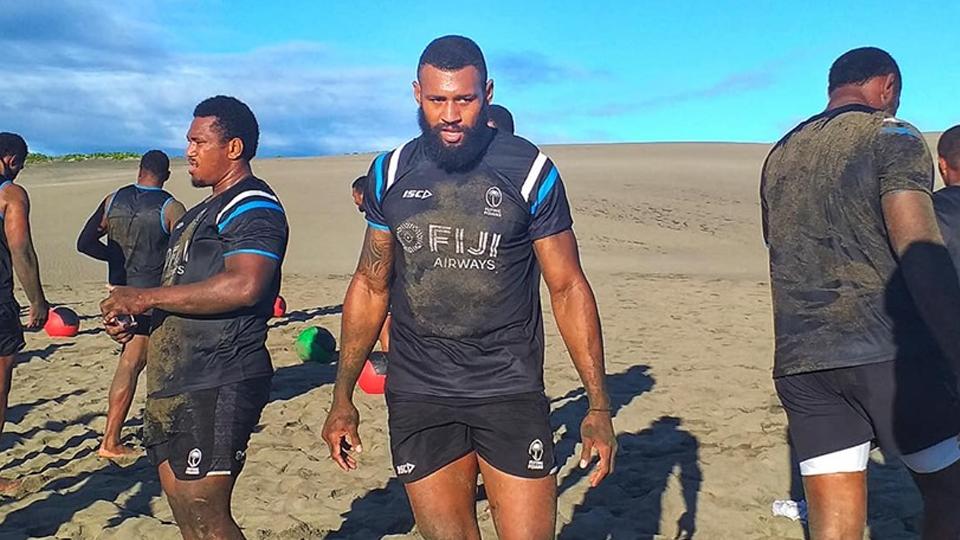 Nayacalevu Ready For Maori AB's
