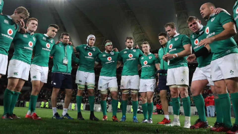 Ireland Have Opportunity To Make World Rugby Rankings
