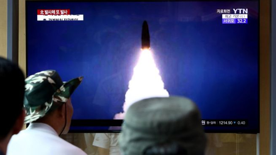 North Korea 'stole $2bn For Weapons Via Cyber-attacks